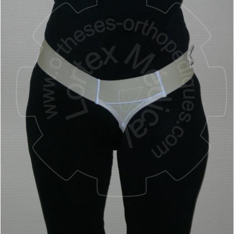 ceinture pour hernie inguinale femme